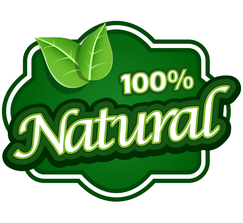 100 percent Natural Supplement blends